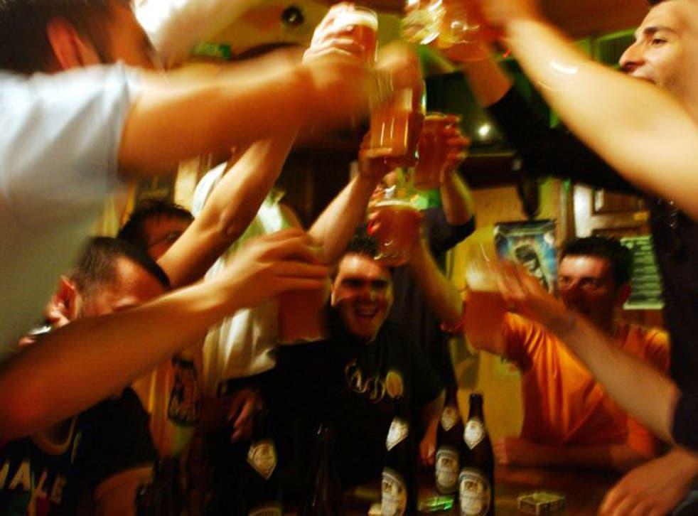 One in seven British beer buyers bought non-alcoholic varieties in 2013