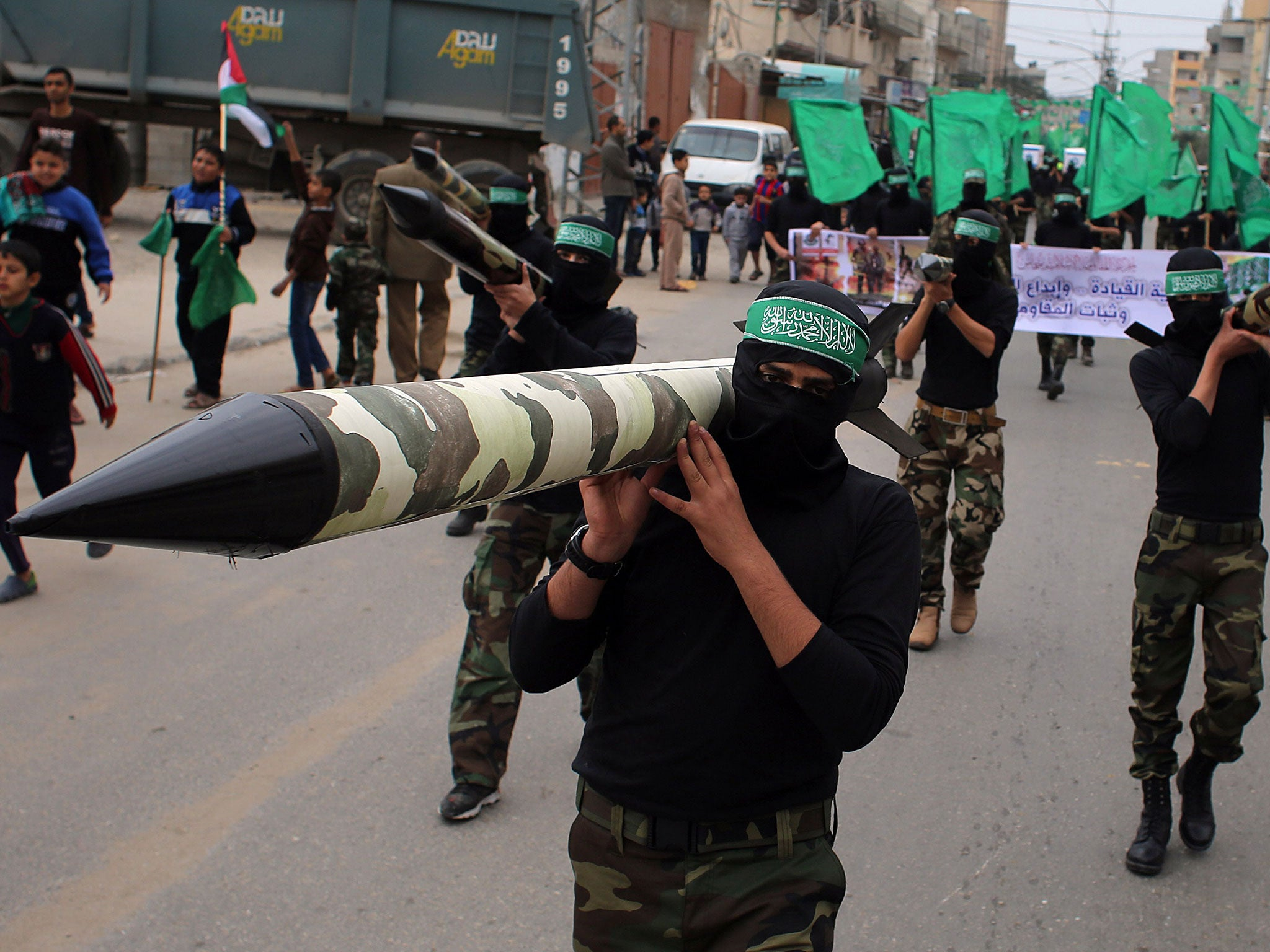 Hamas should be removed from terror lists, EU court recommends | The