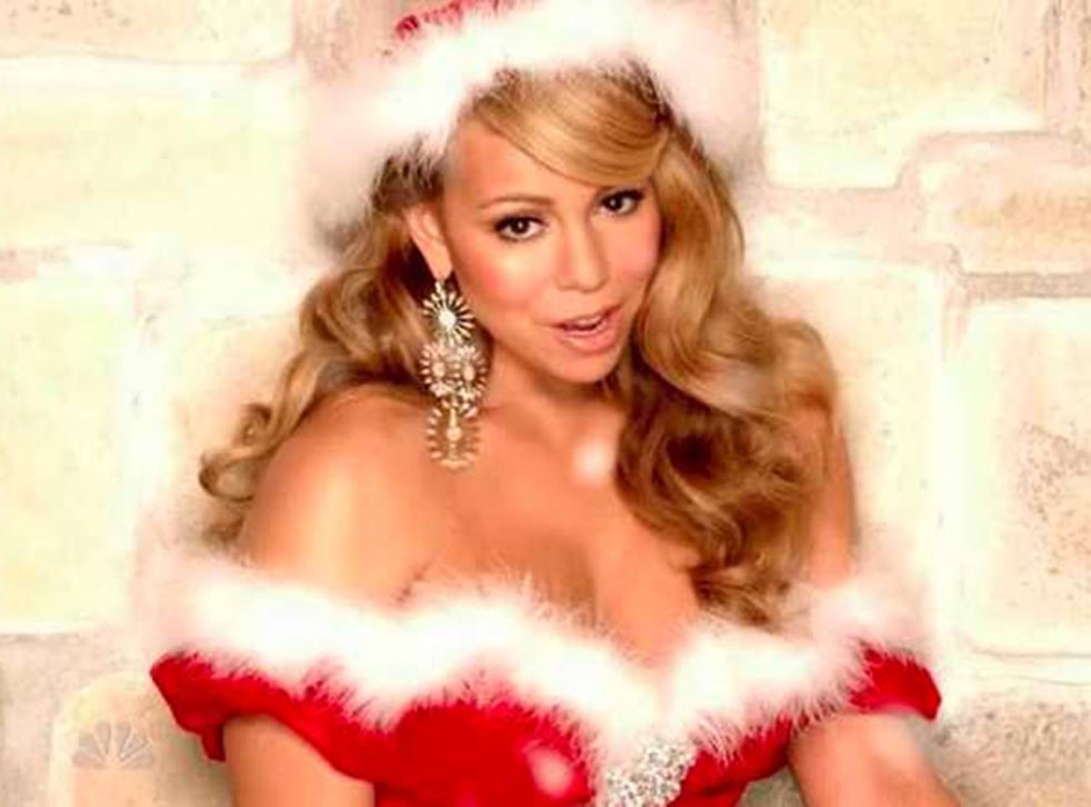 She may be the Queen of Christmas, but Mariah Carey is not just for the  festive season   The Independent   The Independent
