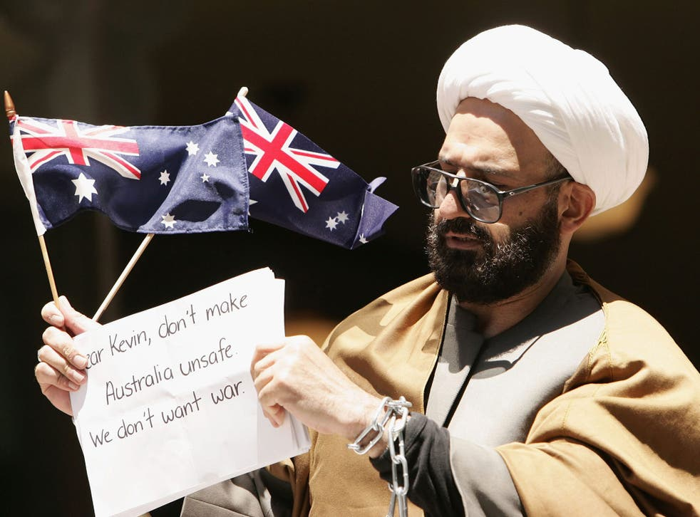 Man Haron Monis, who emigrated to Australia from Iran in 1996, claimed he had been continually under attack by the Australian government since 2007. He was scheduled to appear in court in February after being arrested in October and charged with dozens of