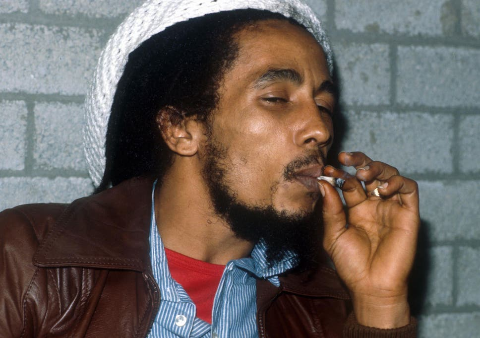 Marijuana In Jamaica Possession Of Up To Two Ounces Decriminalised Gorgeous Bob Marley Smoking Wild