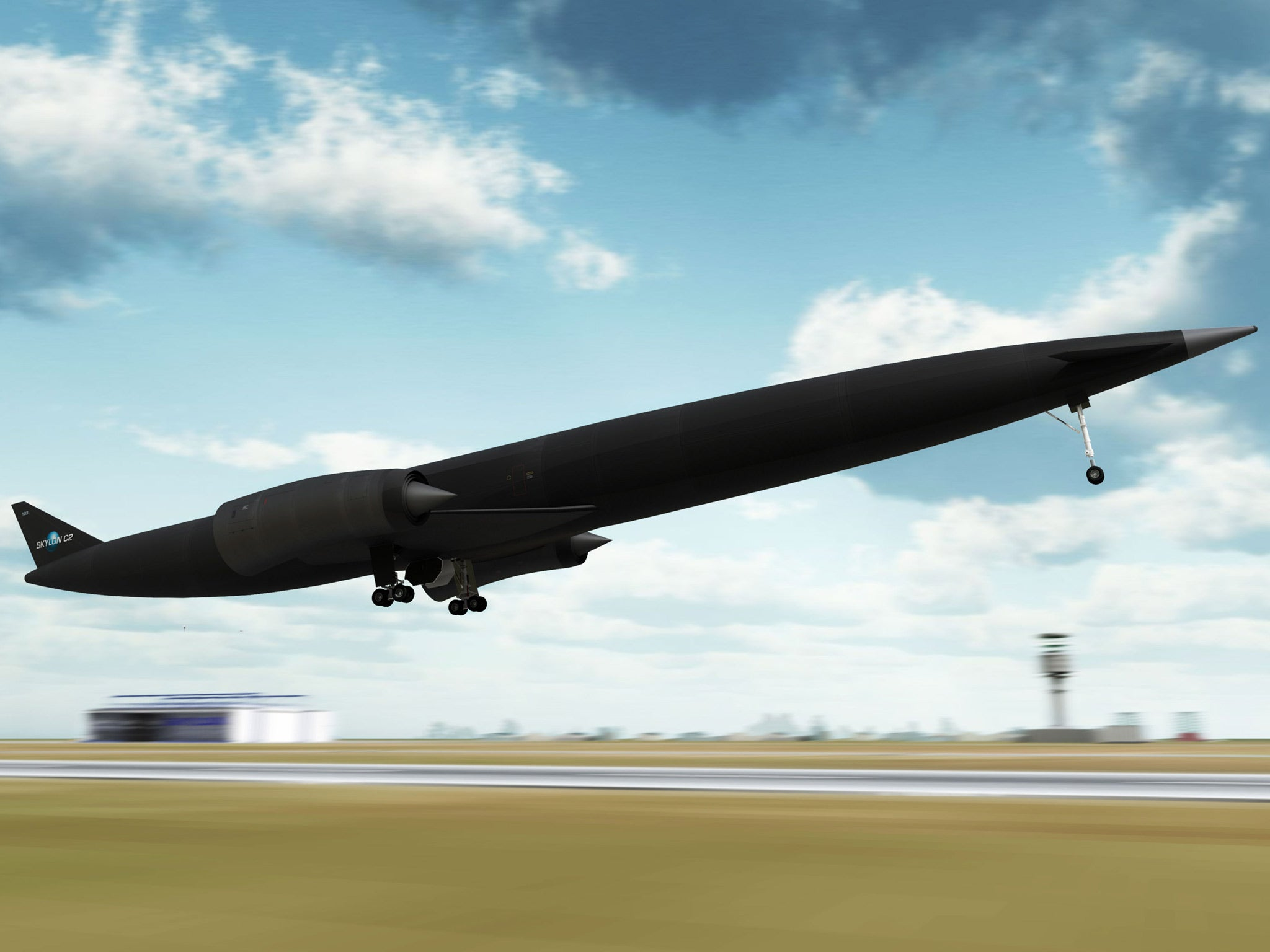 Space plane that could carry people anywhere in four hours another step towards completion