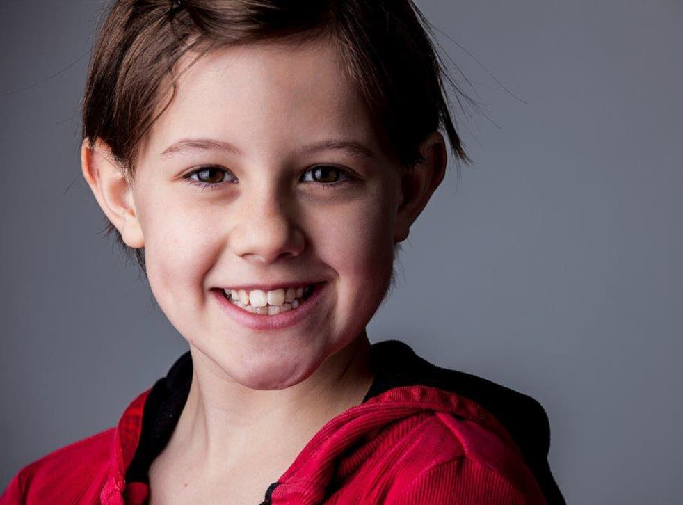 Newcomer Ruby Barnhill will play Sophie in Steven Spielberg's The BFG