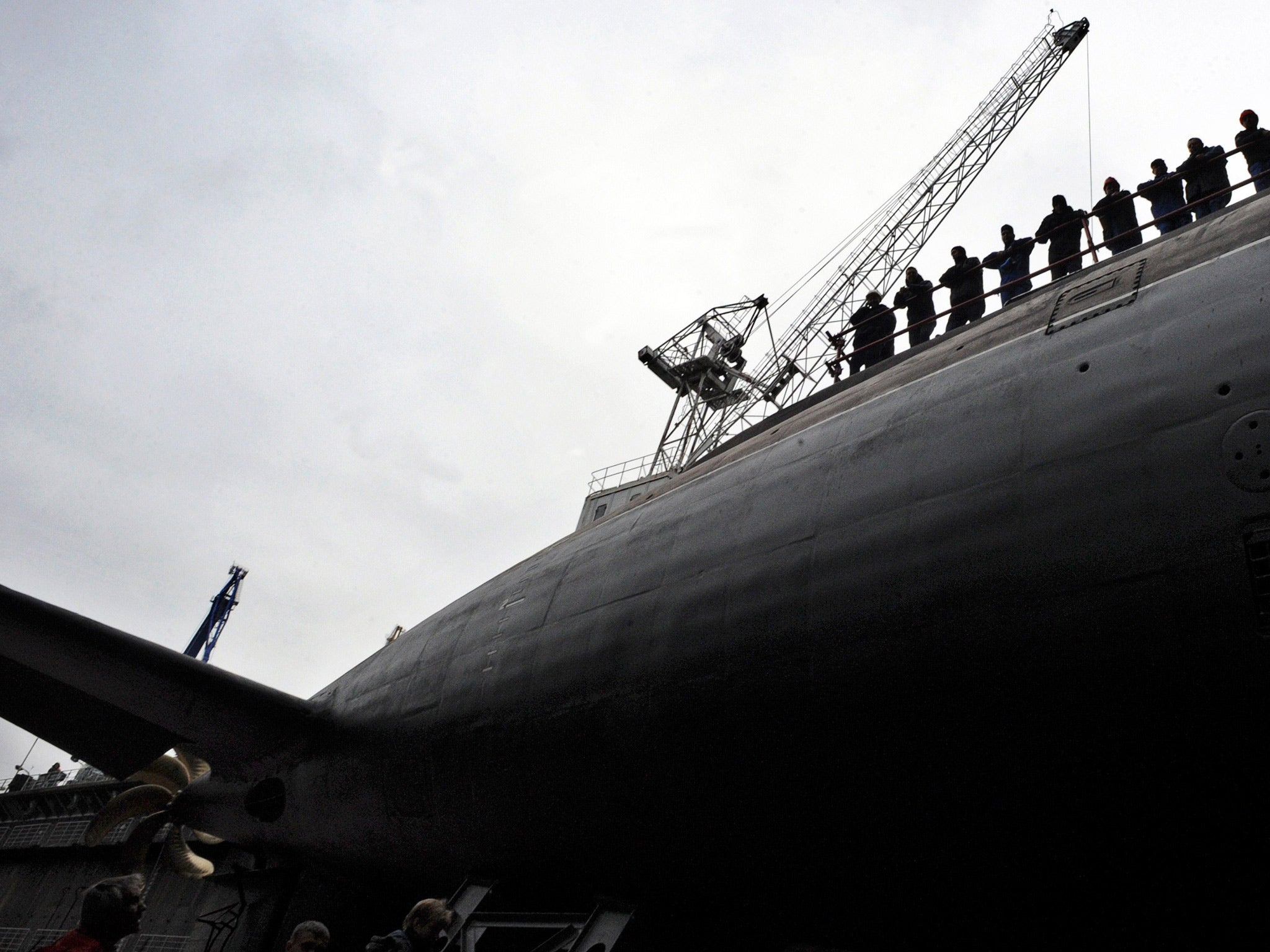 As Russia unveils nuclear subs with underwater drones and robots, the stealth race heats up: governments pour cash into secret armies