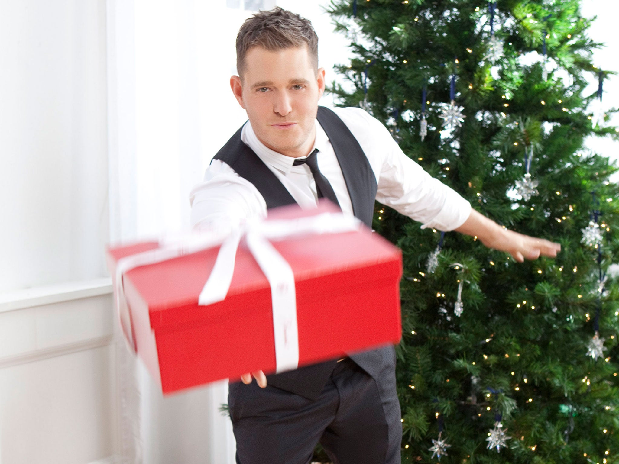 Michael Buble Christmas songs dominate Spotify's top festive ...