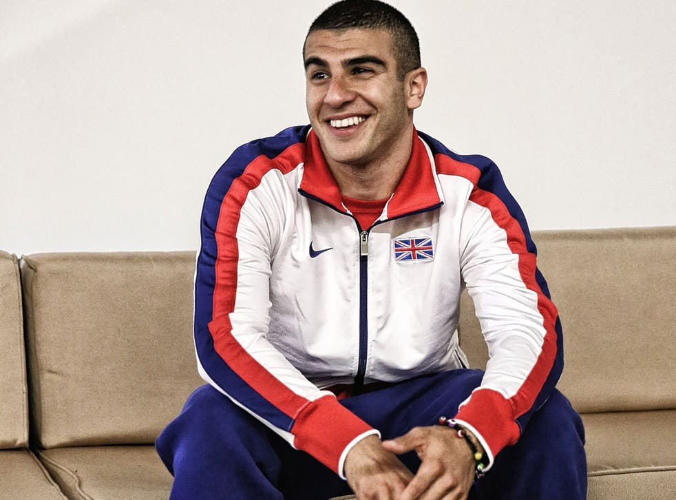 Adam Gemili says he is now more established with the 100m
