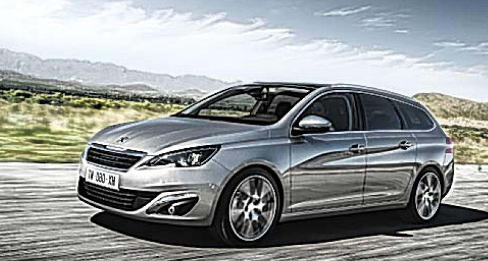 peugeot 308 sw motoring review worthy of awards but save money and opt out of sport mode. Black Bedroom Furniture Sets. Home Design Ideas