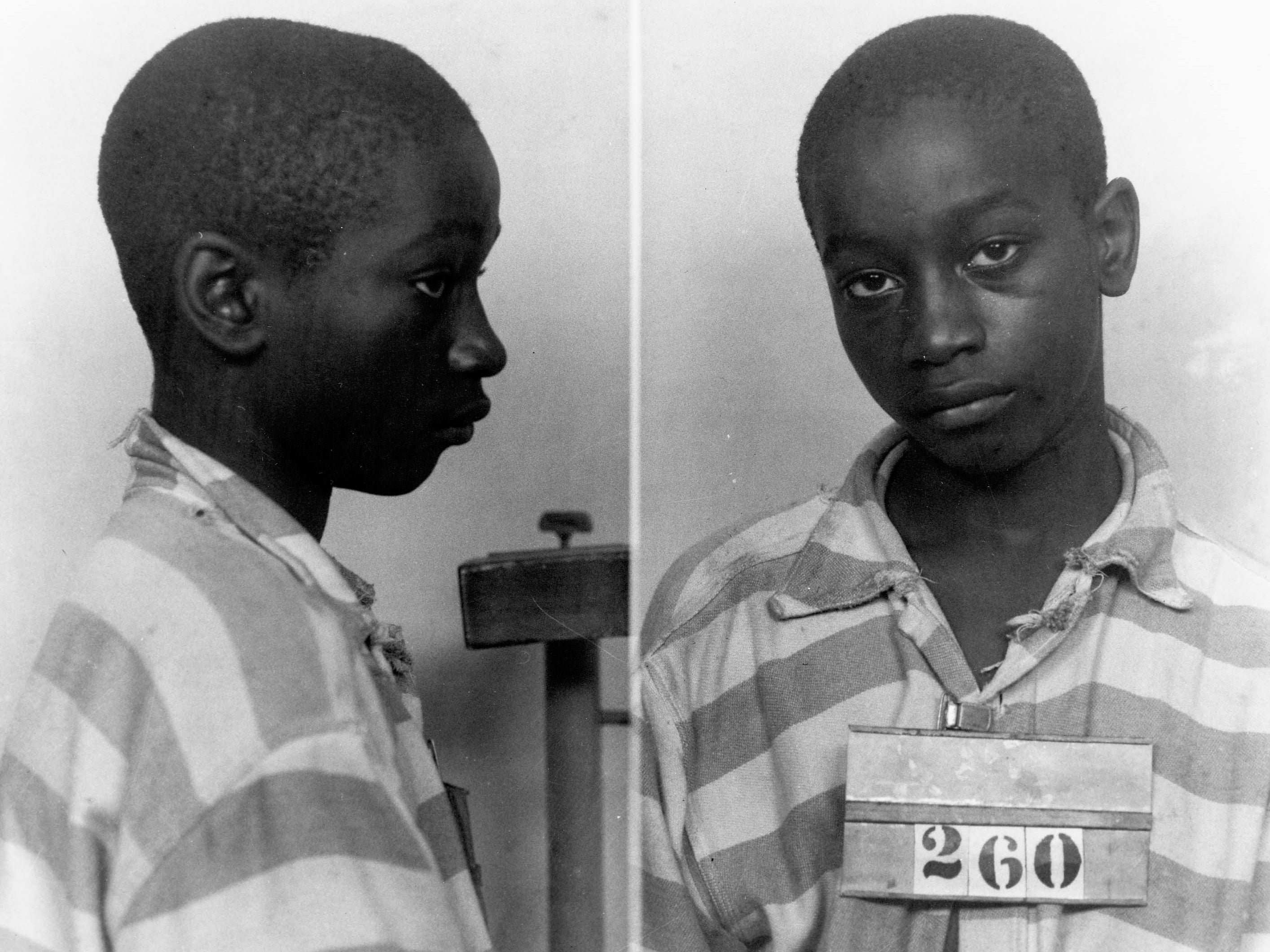 Real electric chair execution photos - George Stinney Jr Black 14 Year Old Boy Exonerated 70 Years After He Was Executed The Independent