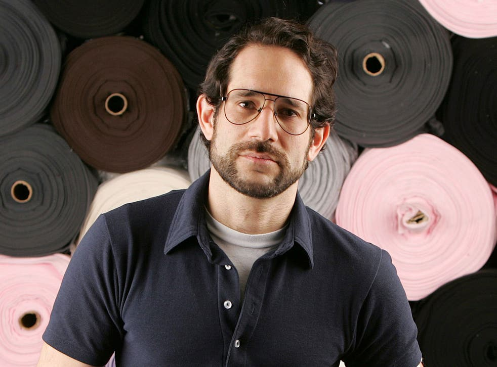 Dov Charney, the founder and former CEO of American Apparel