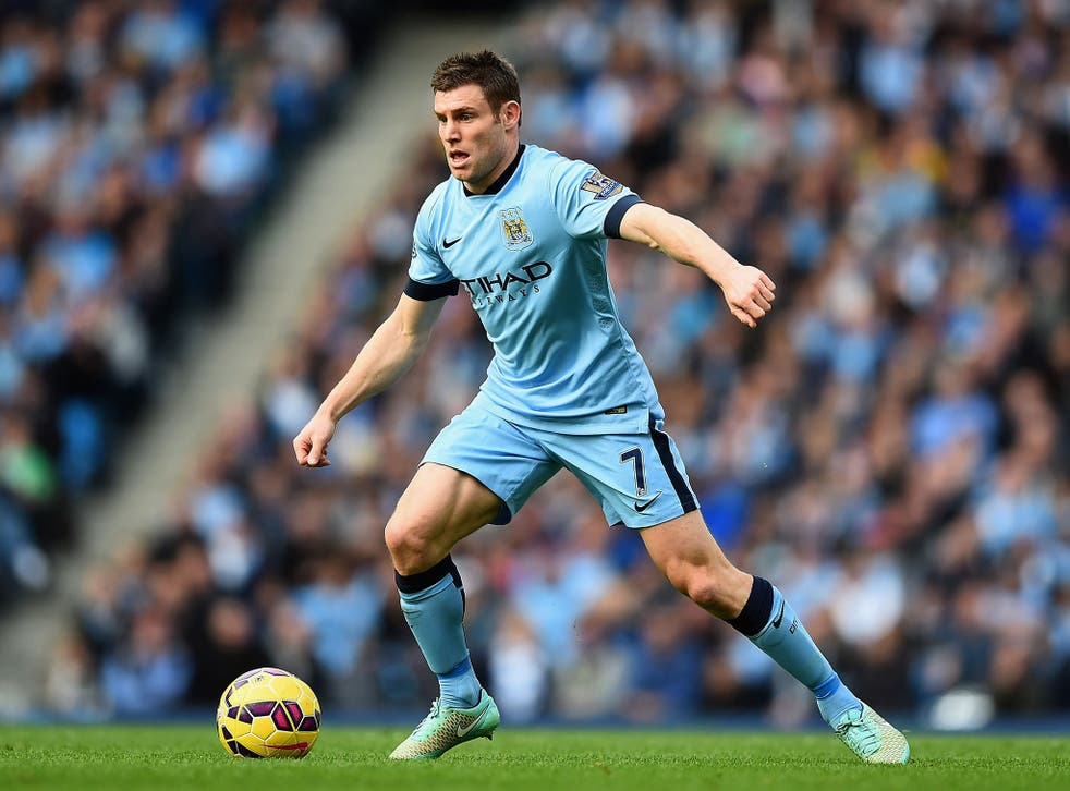 James Milner is out of contract at the end of the season