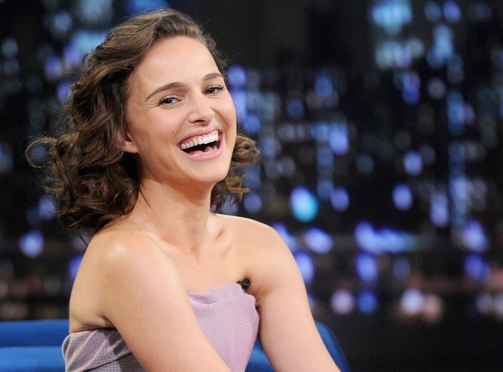 Oscar-winning actress Natalie Portman
