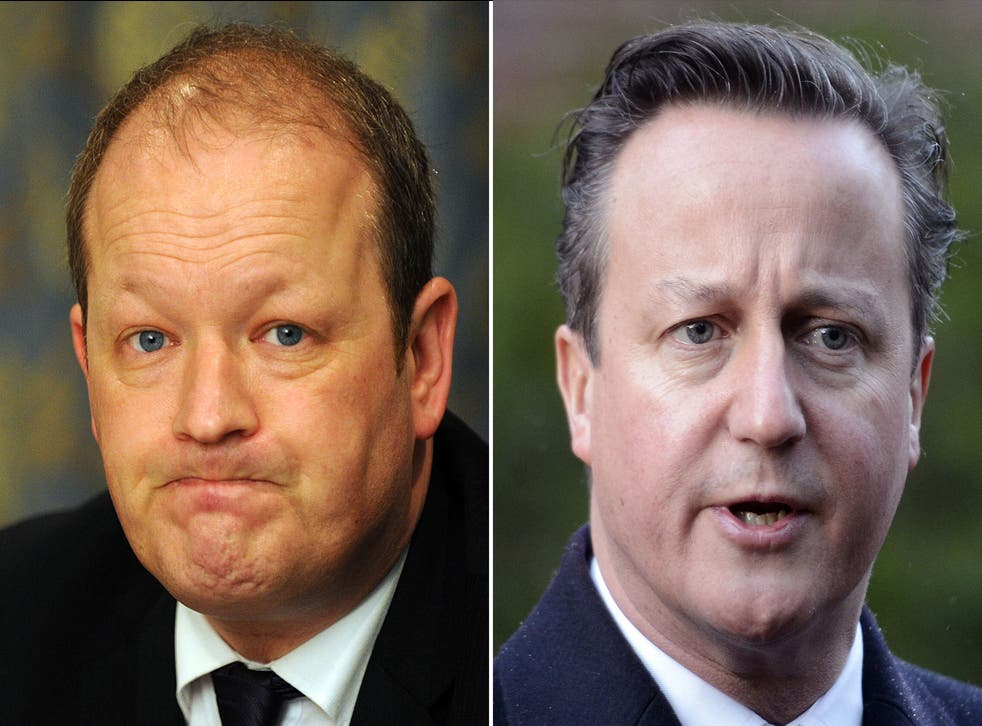 """Simon Danczuk has accused David Cameron of being """"dismissive"""" of sexual abuse allegations"""