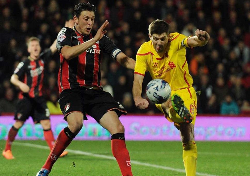 Liverpool Vs Arsenal Steven Gerrard In No Mood To Compromise After