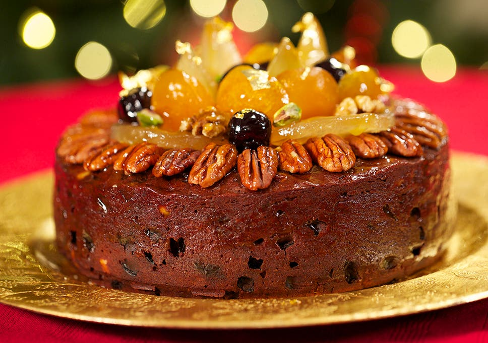 Chocolate And Orange Christmas Cake Recipe The Independent