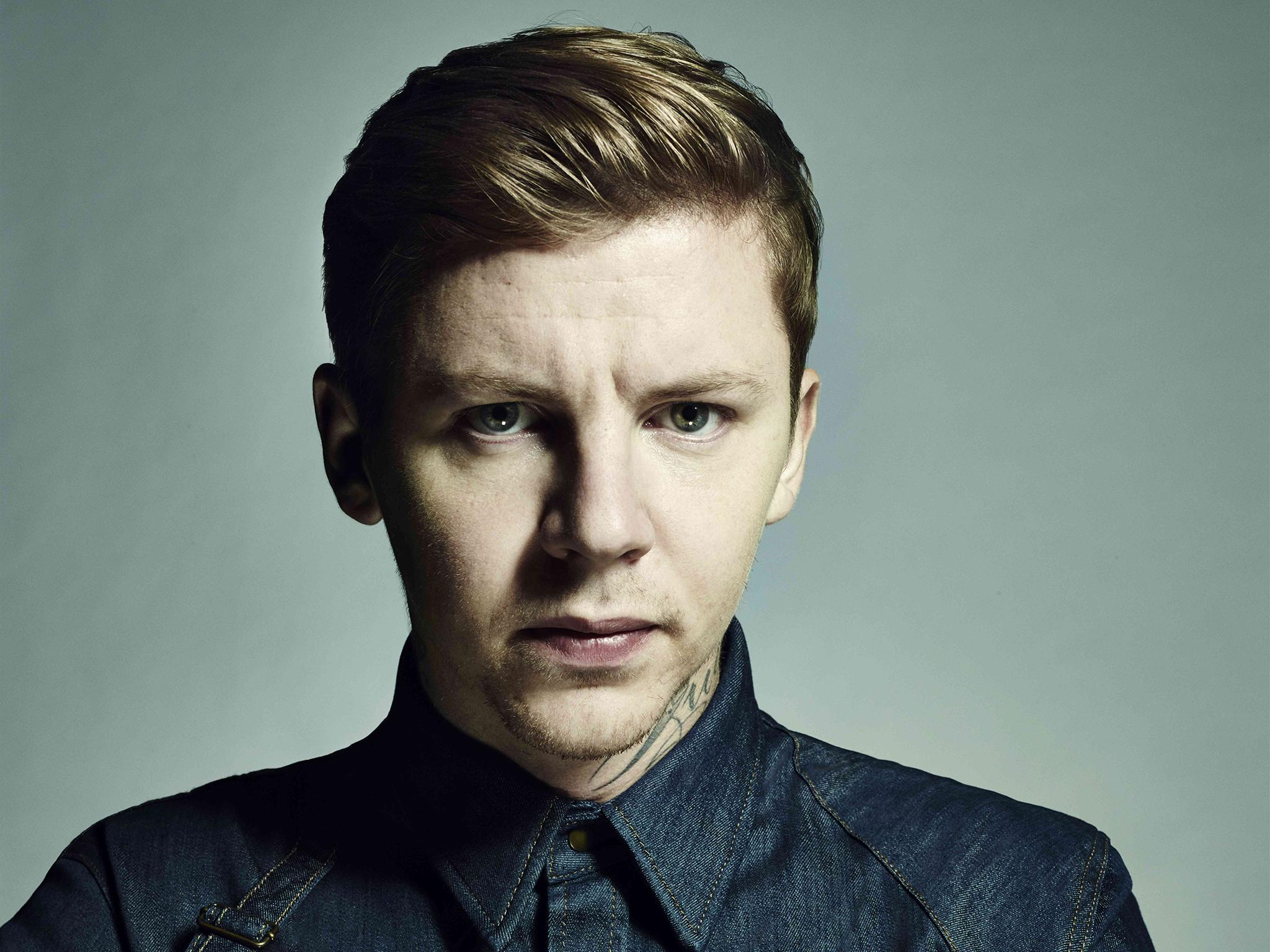 Professor Green Named Patron Of Calm Talking And Asking For Help When Things Go Bad Is What Everyone Should Be Able To Do