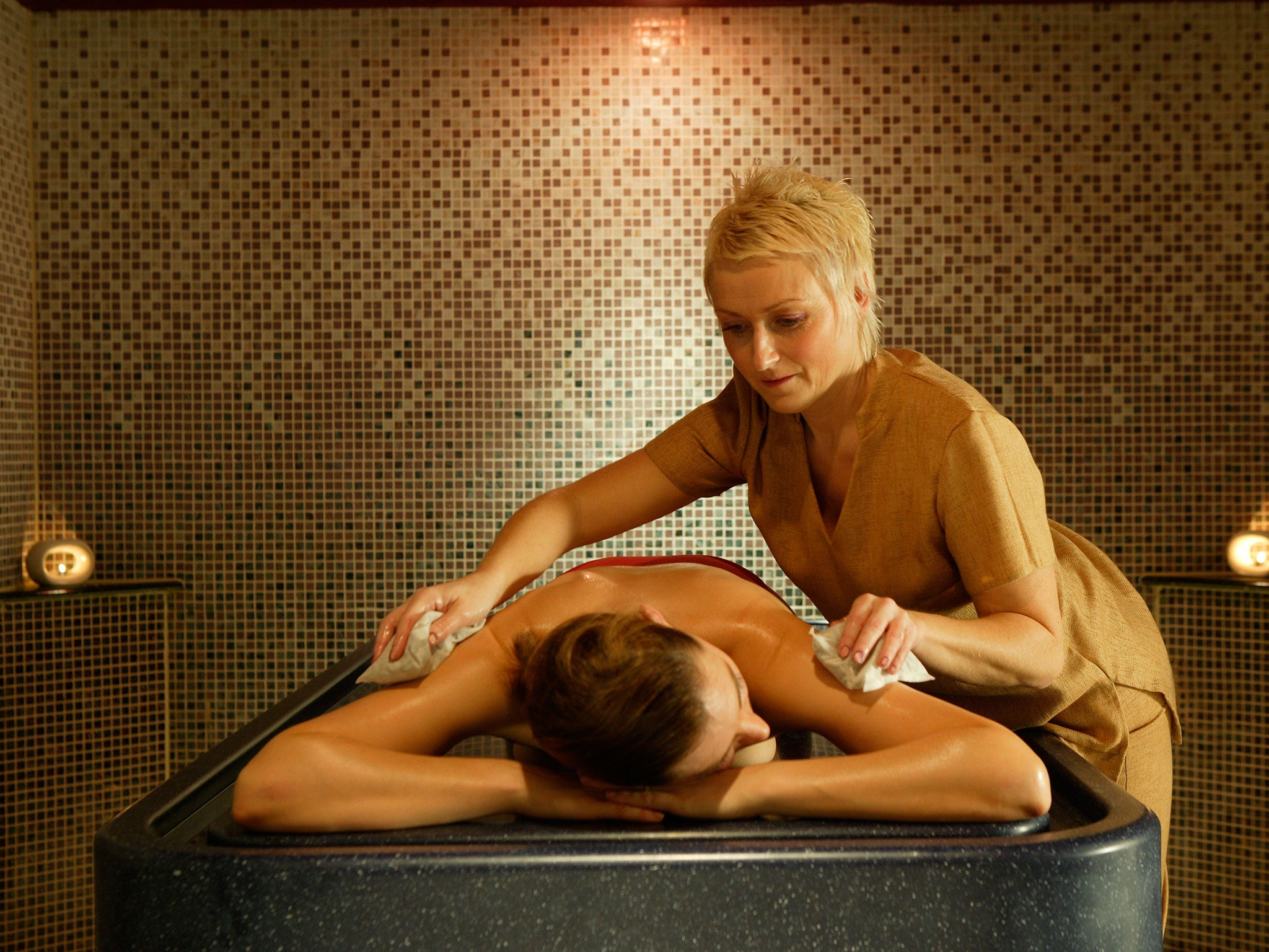 Beauty spas: The best new massage treatments | The Independent