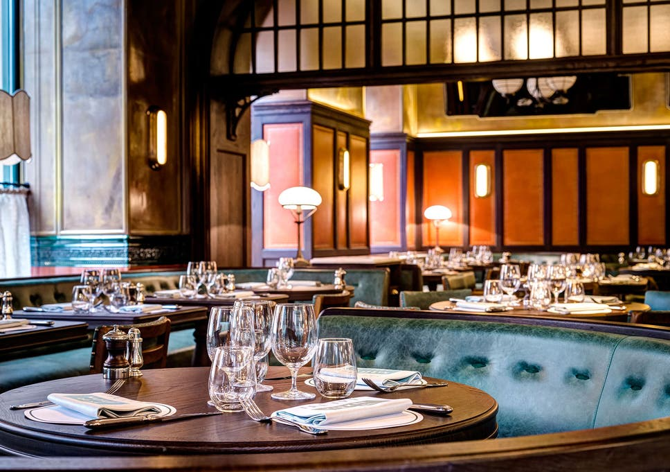 Ivy Market Grill Restaurant Review I Came To Boo But By The End Of Lunch I M Ready To Cheer The Independent