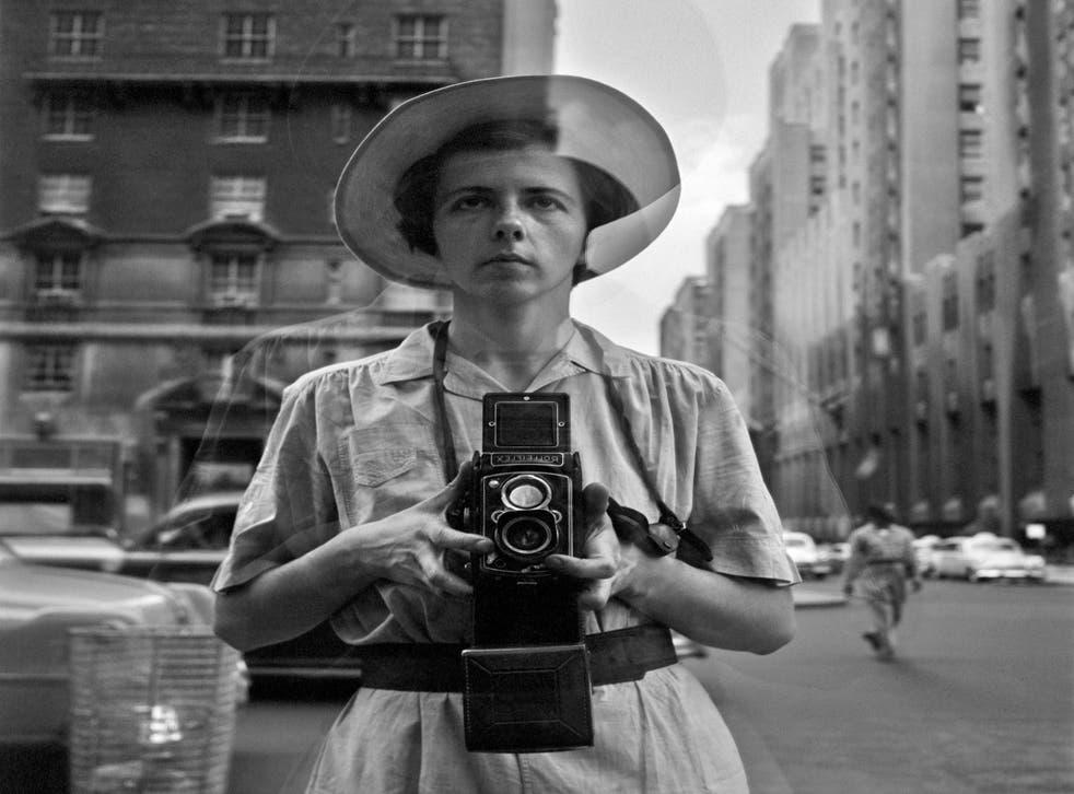Vivian Maier Self-Portrait