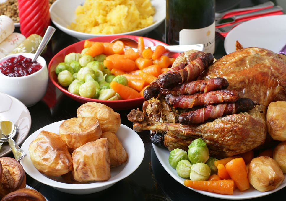 heres what some people eat for christmas around the world