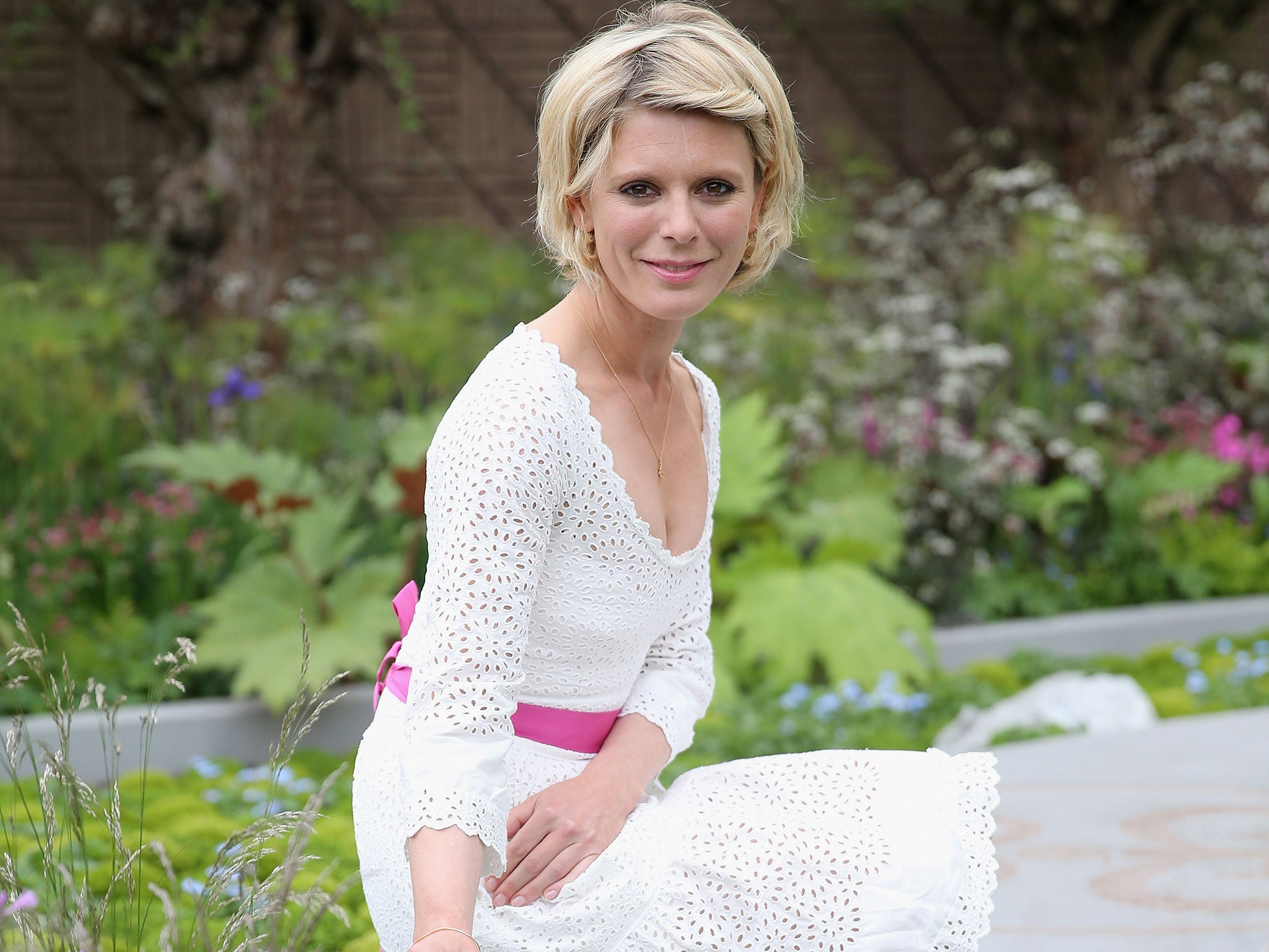 emilia fox the silent witness star on snoring corpses. Black Bedroom Furniture Sets. Home Design Ideas