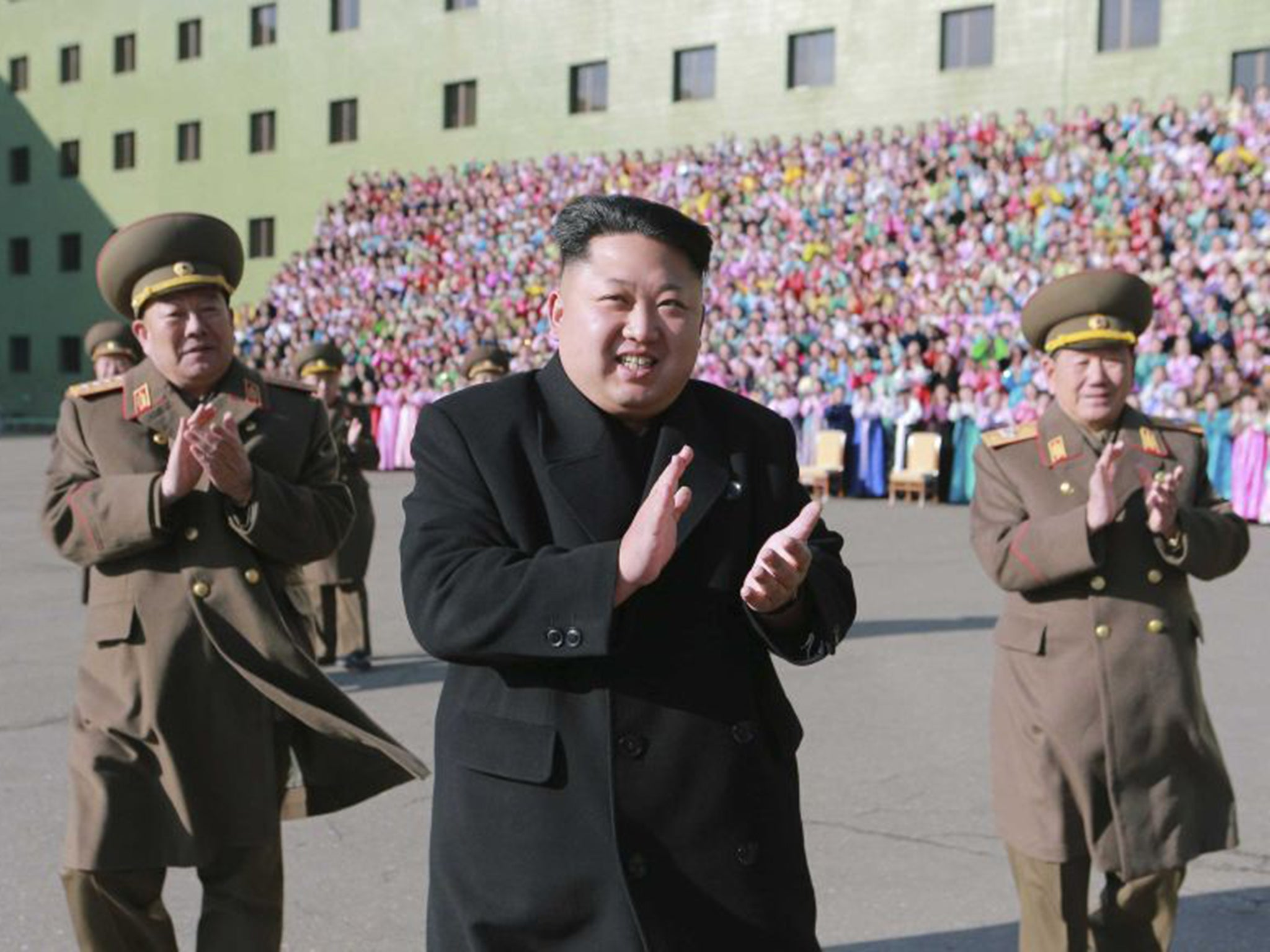 weekly vide north korea - HD1500×1000