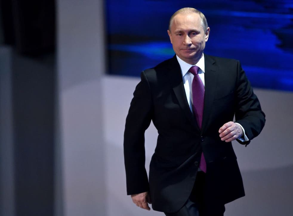 The fall in the oil price will hit Russia hard, but is unlikely to personally affect the Russian leader, Vladimir Putin