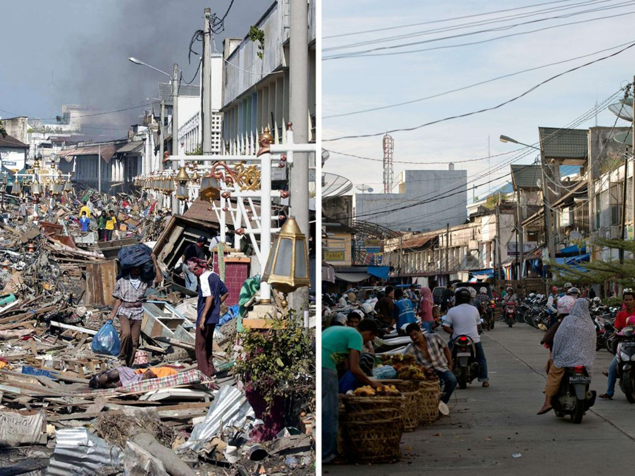 Banda Aceh Ten Years On A Decade After The Tsunami The Province