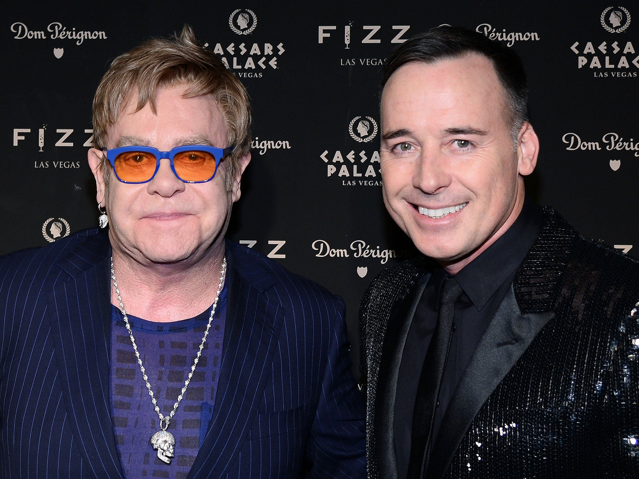 Elton John And David Furnish Wedding: Everyone's Invited As Couple Post  Instagram Photos Throughout Big Day  The Independent