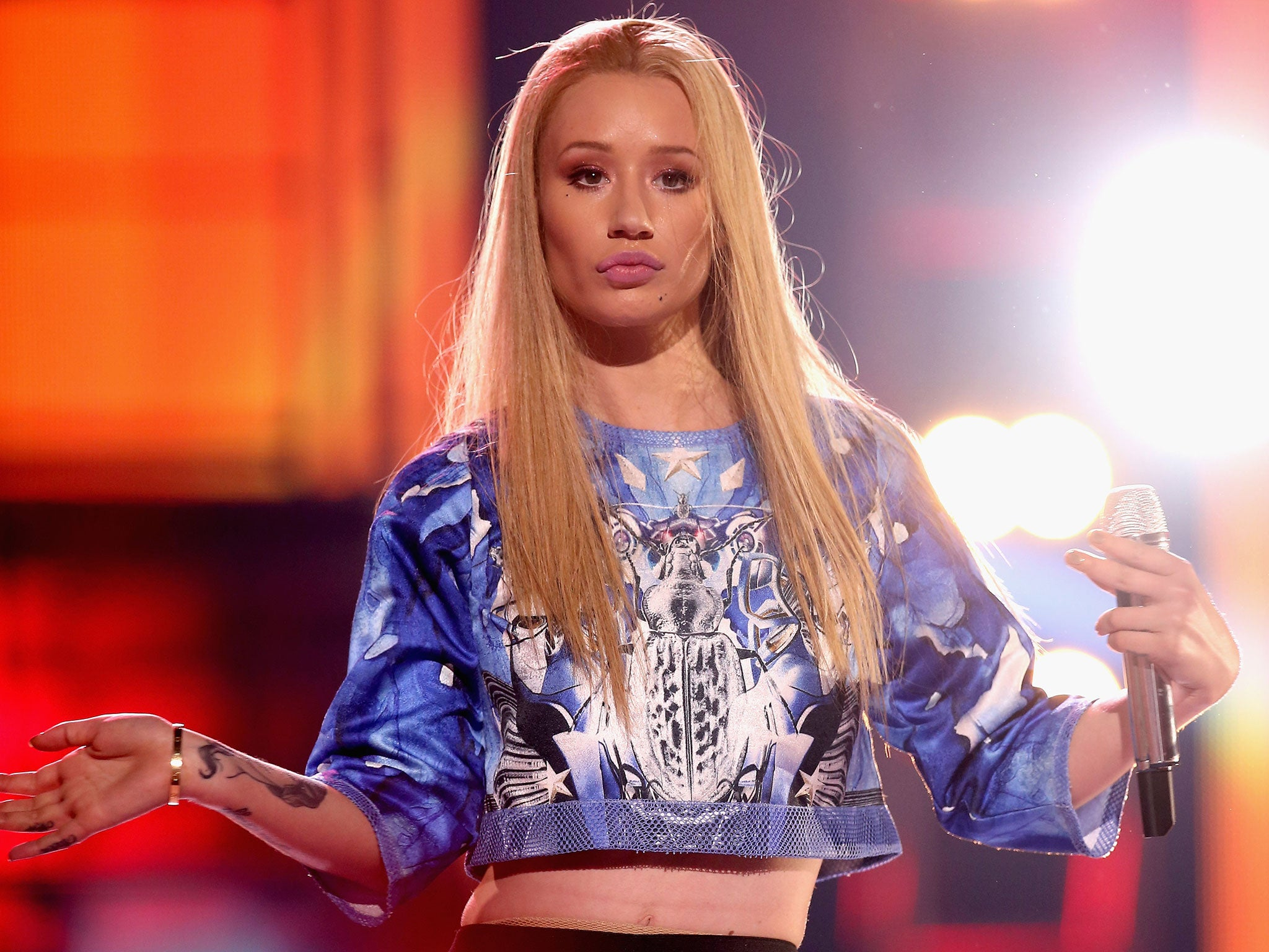 Hip hop is both racial and political, and for Iggy Azalea to suggest otherwise is insulting
