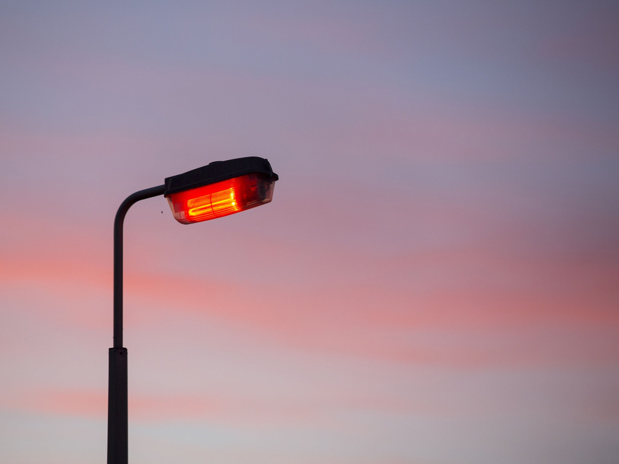 safety risk as councils dim or switch a quarter of lights the independent