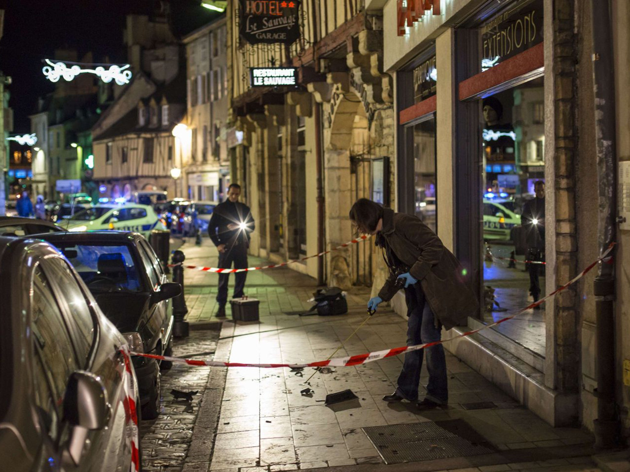 dijon attack car driver mows down pedestrians in eastern france invoking allah the independent. Black Bedroom Furniture Sets. Home Design Ideas