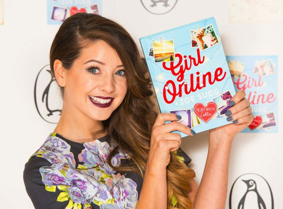 'Ten million people are subscribed to chipper mini-Stepford wife Zoella's channel and one of her last hit videos was a scintillating 21-minute-long breakdown of her removing items from a Boots carrier bag'