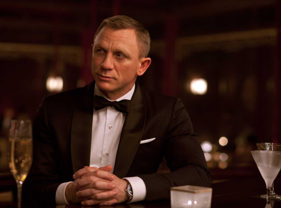 Daniel Craig sadly cannot play James Bond forever