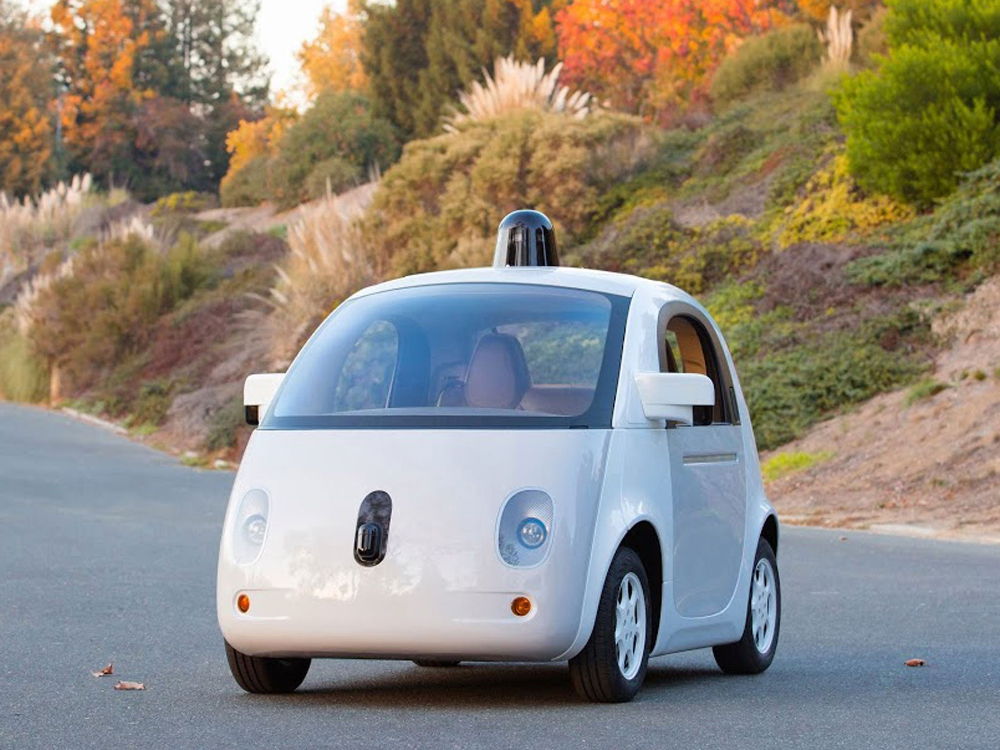 Self Driving Car News Today