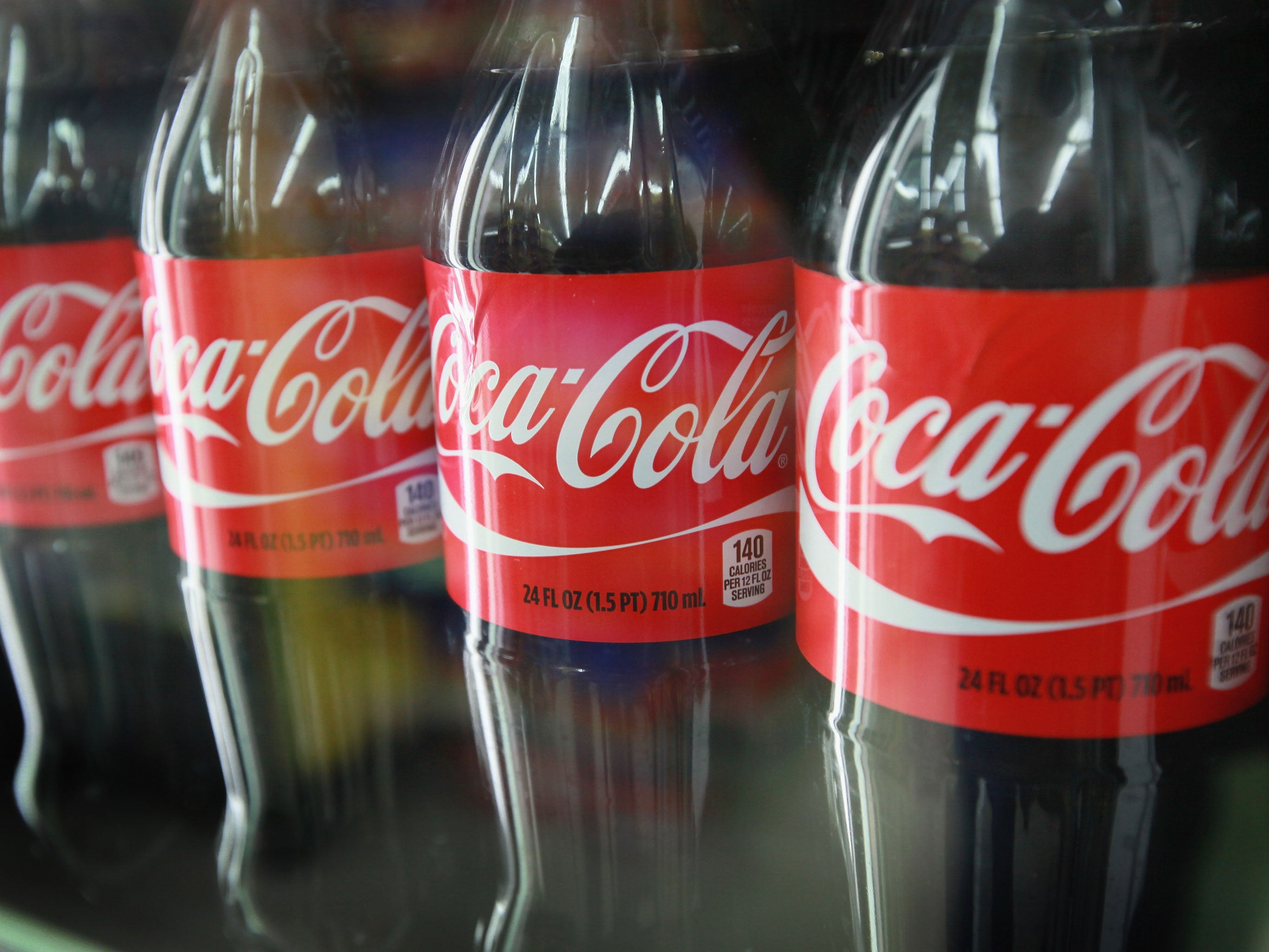 how coca cola firm engages