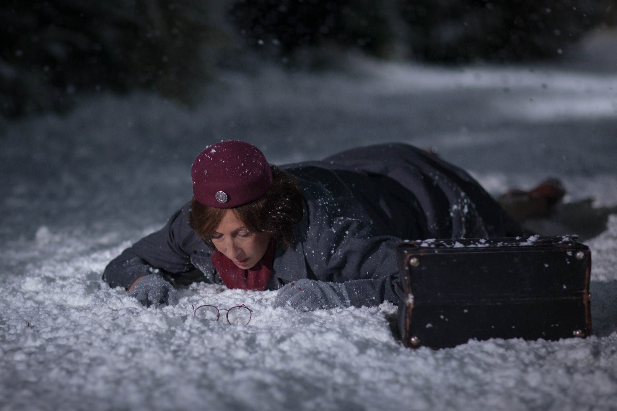 Call the Midwife Christmas Special, review: Miranda Hart and co ...