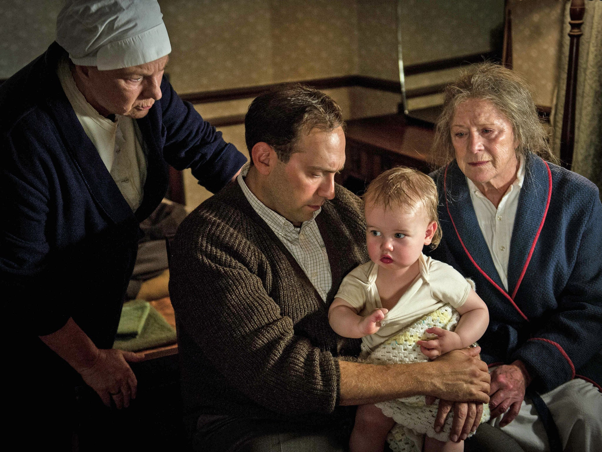 Call The Midwife Christmas Special.Call The Midwife Christmas Special Review Miranda Hart And