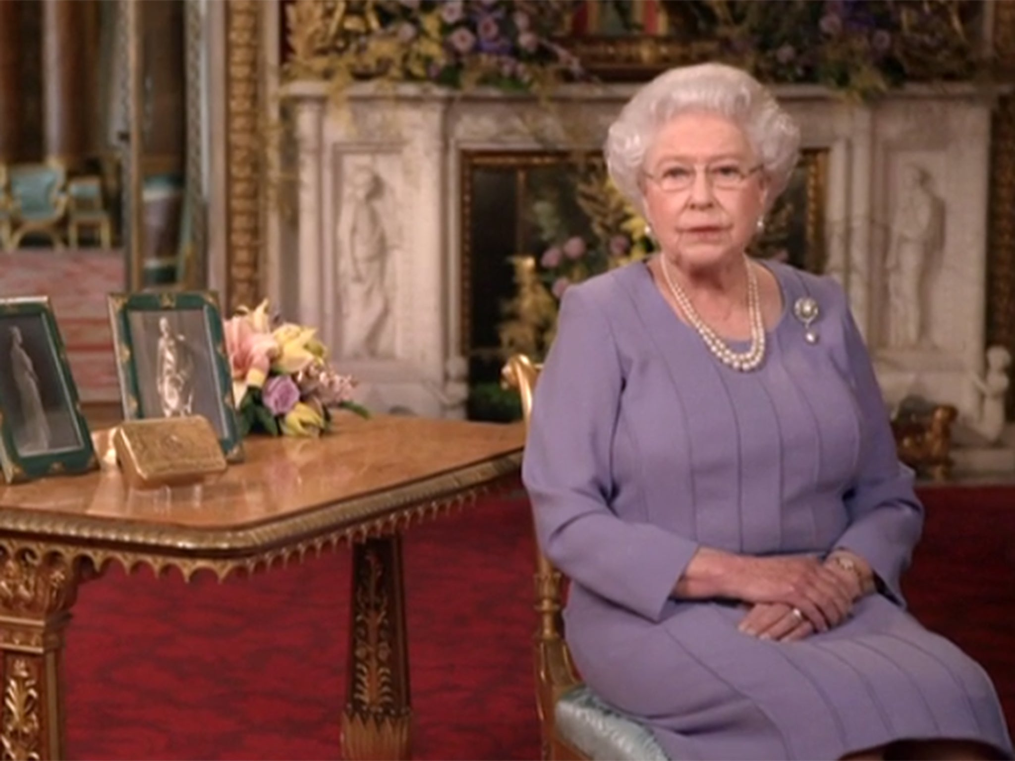Queen's speech 2014: Christmas message in full | The Independent