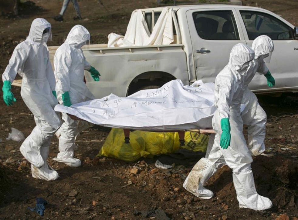 The Ebola outbreak took three months to diagnose because it had never previously been detected in West Africa (Reuters)
