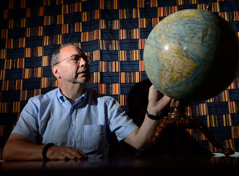 Peter Piot discovered Ebola when he was sent to investigate an outbreak in Zaire, now the DRC, in 1976 (AFP/Getty)