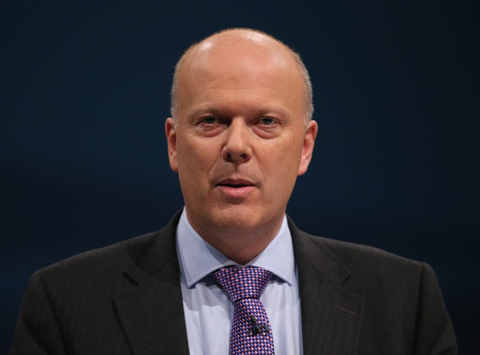 Chris Grayling has been urged to clarify his response to prison report