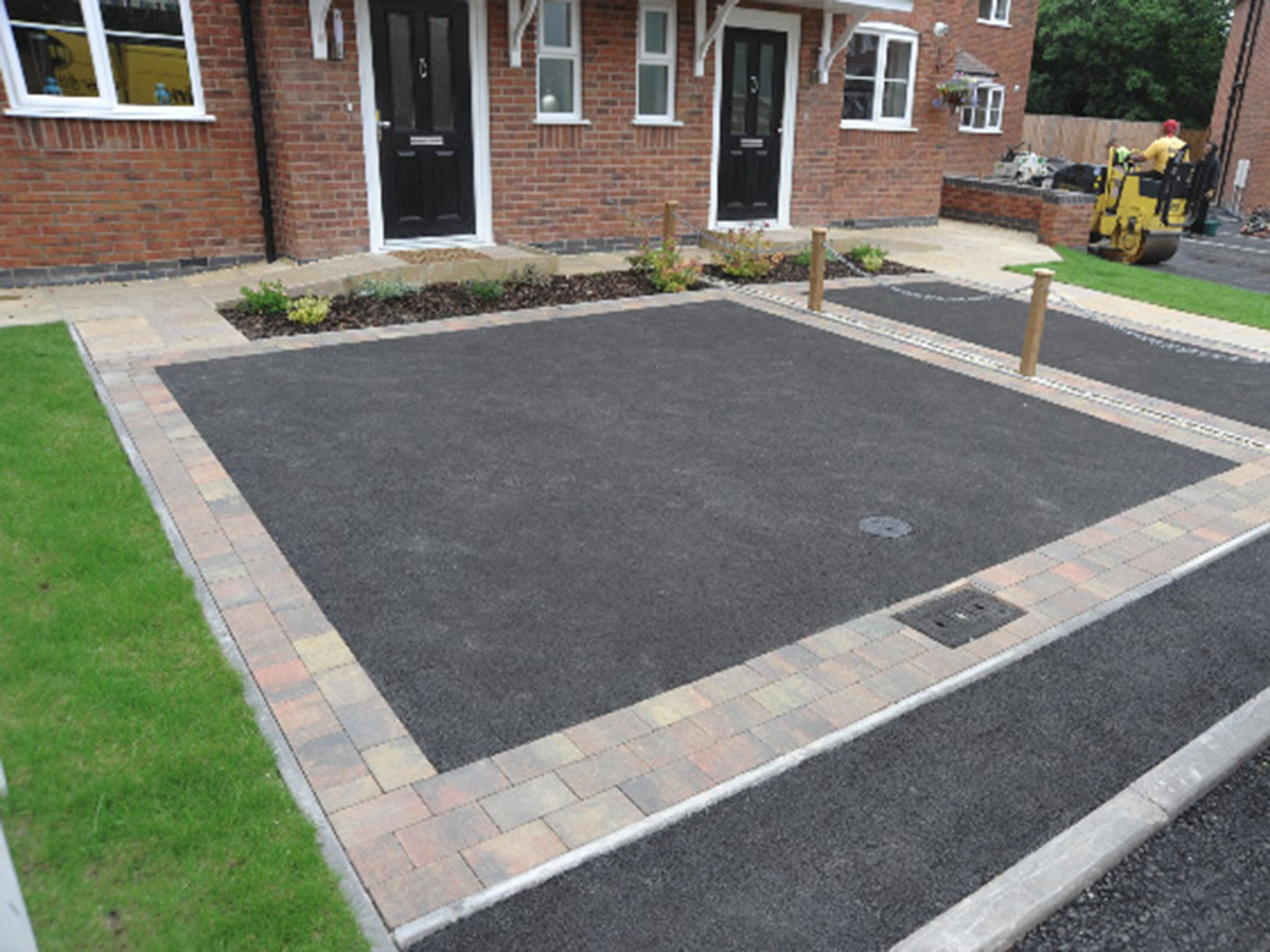 Paved gardens massively increase risk of flooding in your