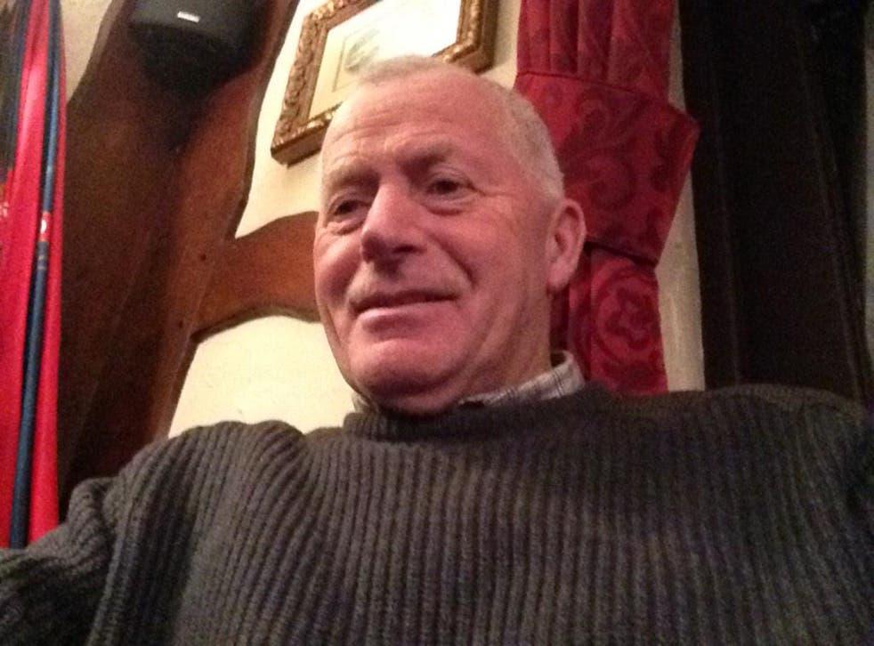 Ukip councillor Trevor Shonk is a member of Kent County Council