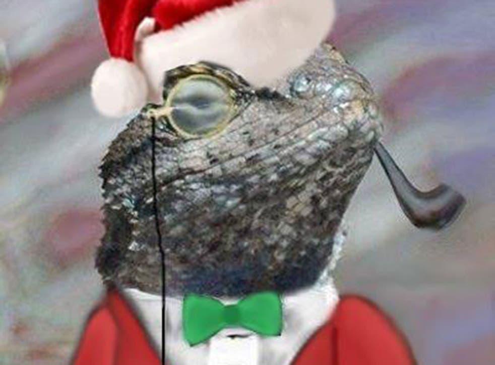 The Lizard Squad's Twitter avatar