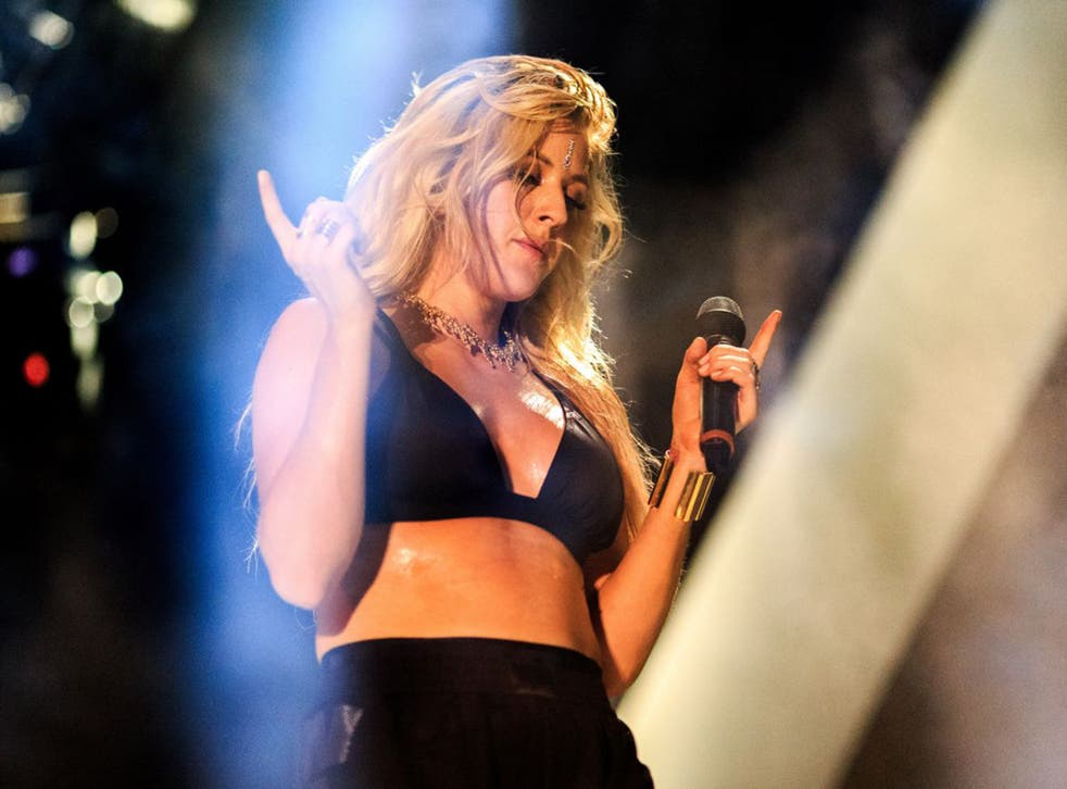 Ellie Goulding has broken Spotify records with Fifty Shades of Grey song 'Love Me Like You Do'
