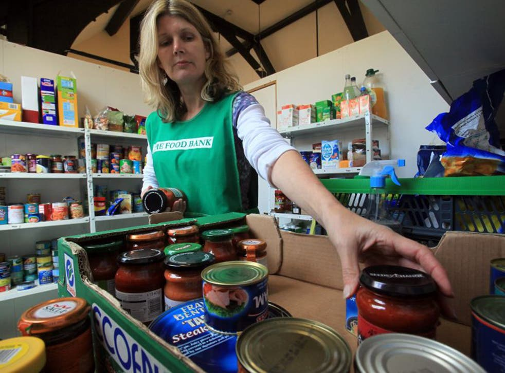Newcastle West End food bank faces a £75,000 shortfall in funding
