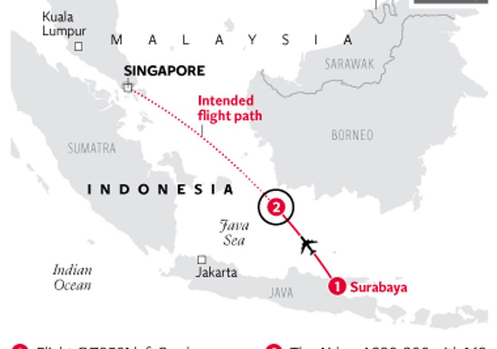 AirAsia flight QZ8501: Q&A What may have happened to the missing ...