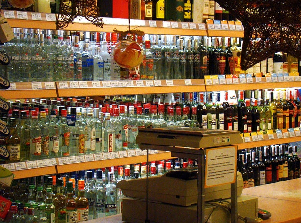 More than half of alcohol in supermarkets and off-licences is sold at less than 50p per unit