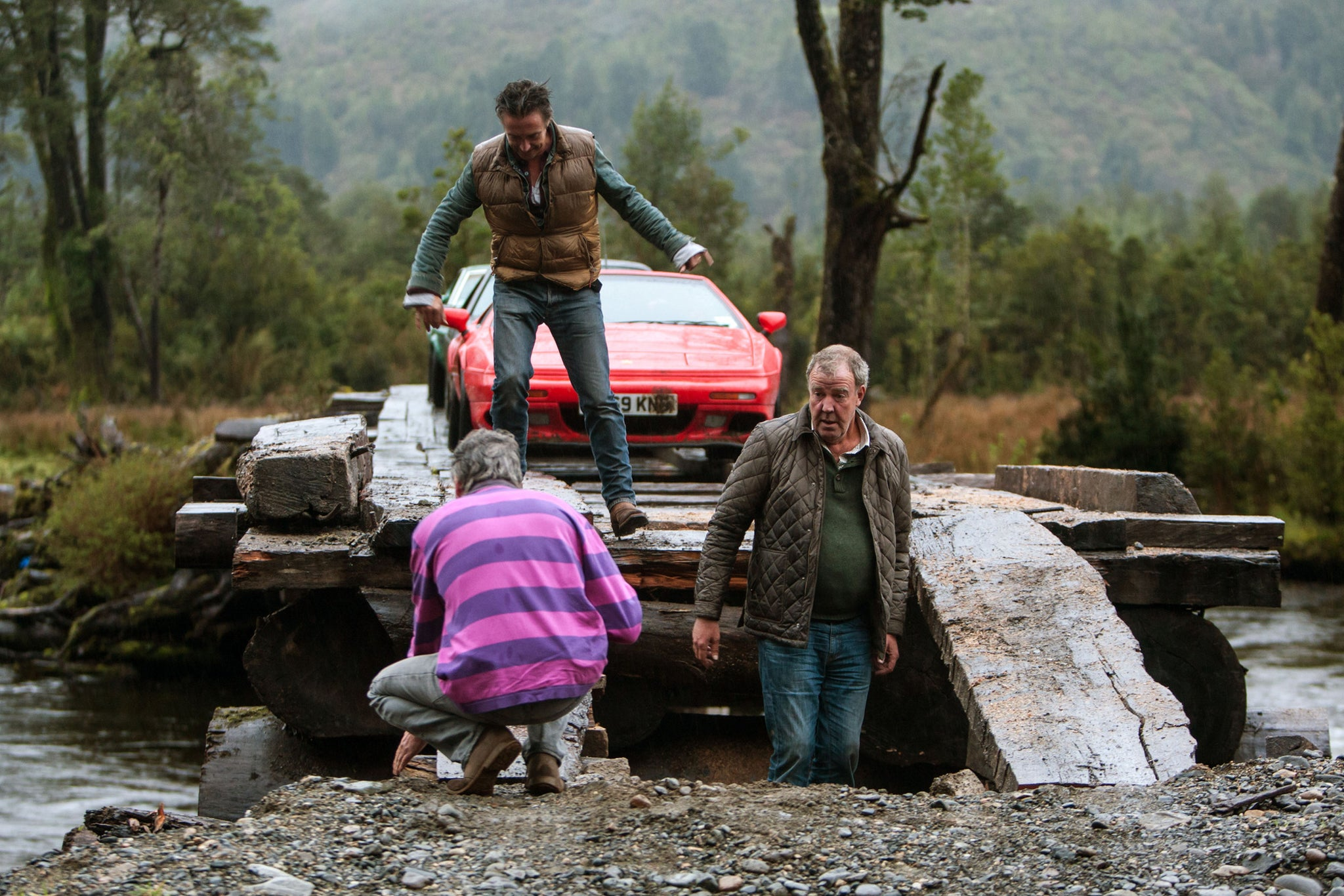 Top Gear's Falklands number plate row was provoked ...