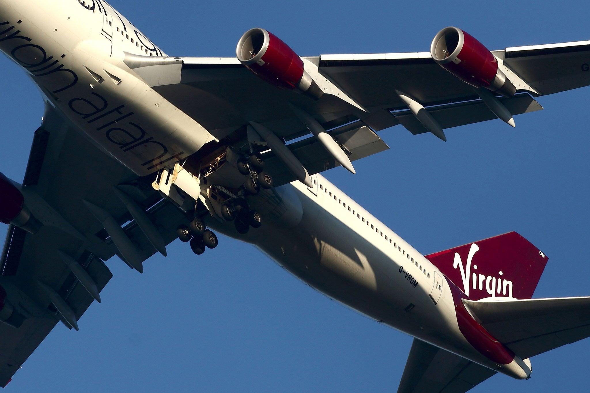 Virgin Atlantic Flight VS43 Q&A: How close did the aircraft